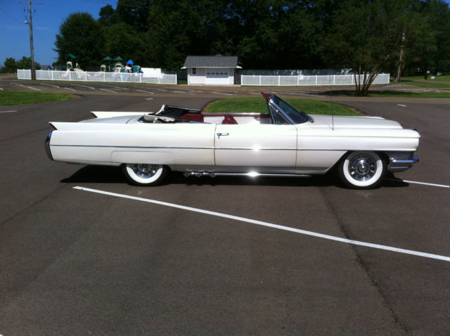 1964 cadillac coupe deville convertible for sale photos technical specifications description - Cadillac coupe deville a vendre ...