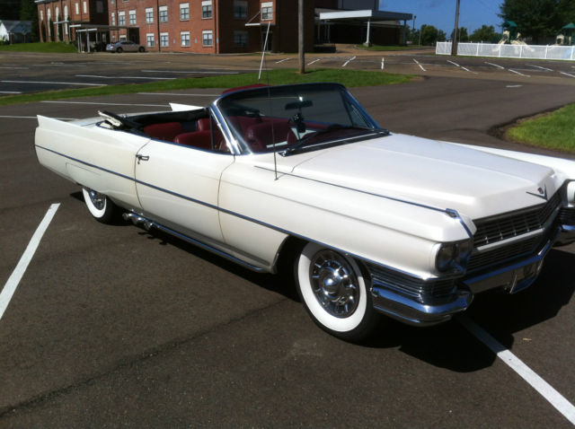 1964 cadillac coupe deville convertible for sale photos. Black Bedroom Furniture Sets. Home Design Ideas