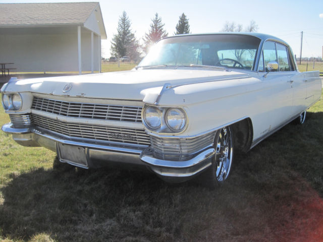 1964 Cadillac Fleetwood Series 60