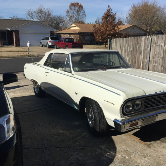 1964 Chevelle Malibu SS Convertible For Sale: Photos