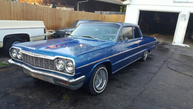 1964 Chevrolet Bel Air/150/210 bel air