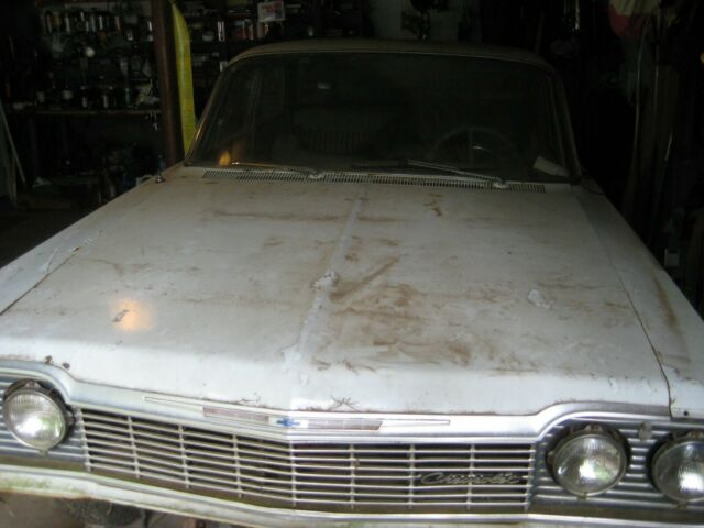 1964 Chevrolet Biscayne 4 Door
