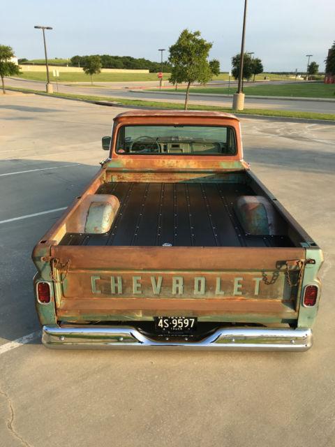 1964 Chevrolet C10  Patina Truck  5 3 Ls Engine  Clean