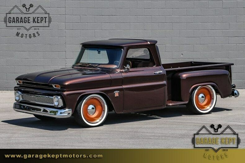 1964 Chevrolet C-10 Stepside Pickup