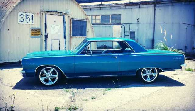 1964 Chevrolet Chevelle SS Real