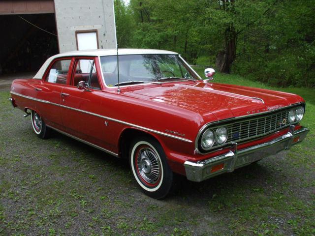 1964 chevrolet chevy chevelle malibu 4 door sedan 23 700 mile Dodge Viper 1964 chevrolet chevy chevelle malibu 4 door sedan 23 700 mile original survivor