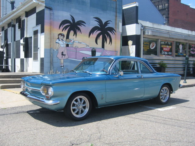 1964 Chevrolet Corvair ROAD RALLY