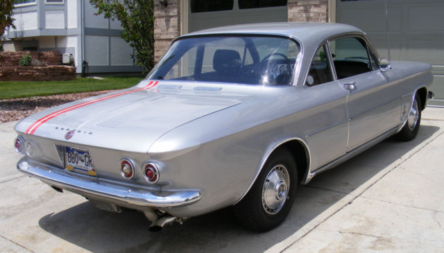 1964 chevrolet corvair monza spyder coupe turbo 150 hp for sale photos technical. Black Bedroom Furniture Sets. Home Design Ideas