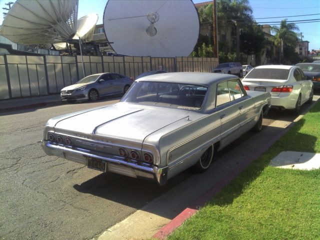 1964 Chevrolet Impala original chrome