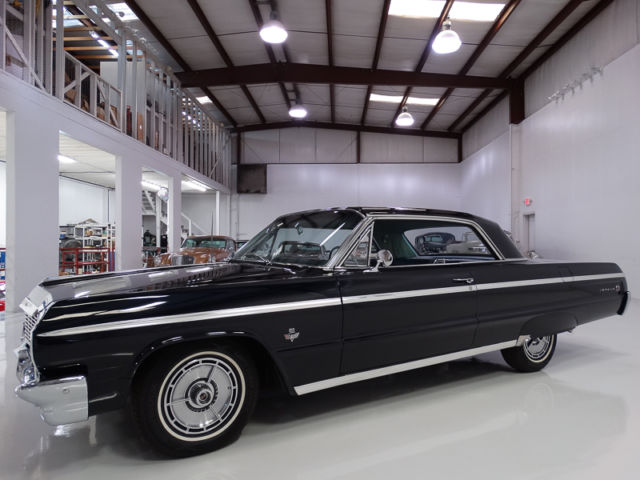 1964 Chevrolet Impala SS 409 Coupe, 36,776 MILES! MATCHING #S ENGINE!