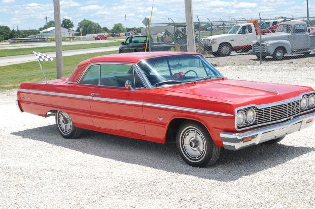 1964 Chevrolet Impala SS - Nice Car for sale: photos, technical