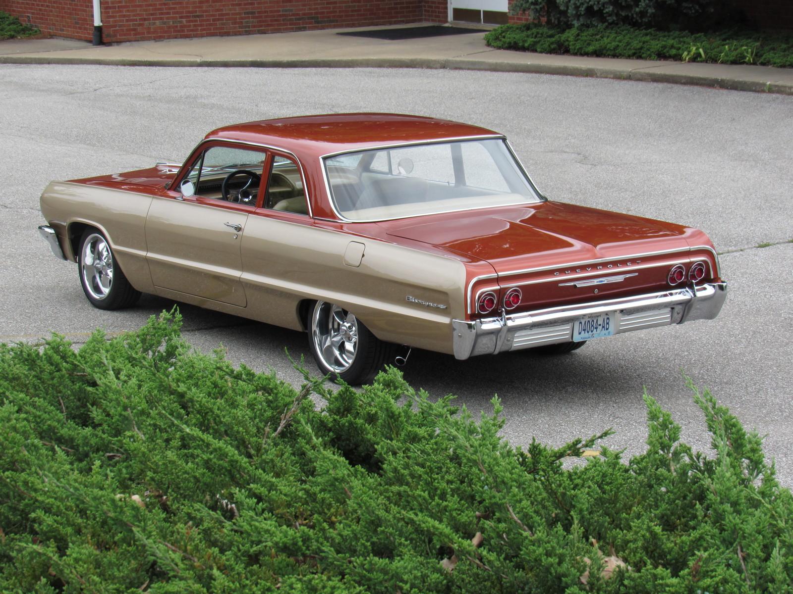 1964 chevrolet impala pro touring prevnext