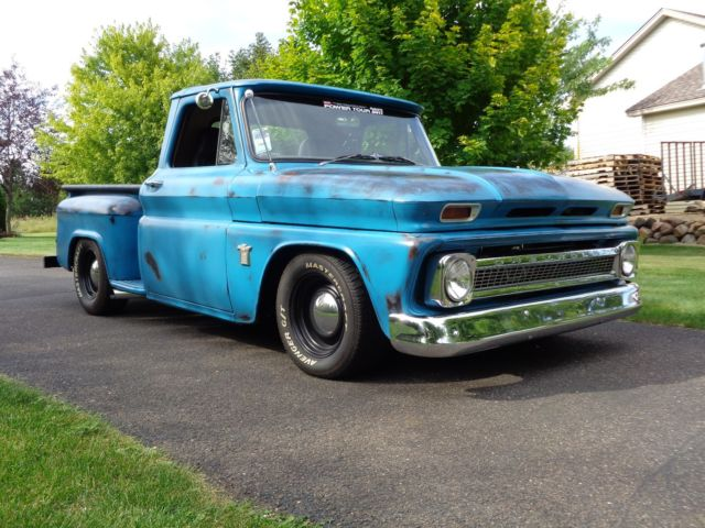 1964 Chevy C10 Pro Touring Truck For Sale Photos Technical
