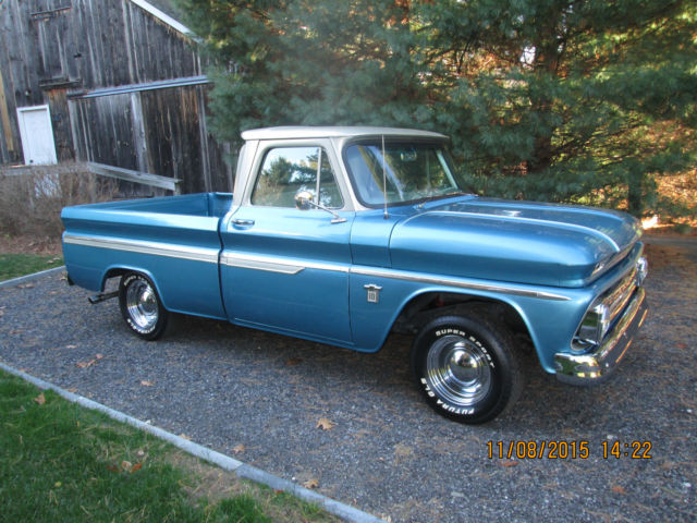 1964 Chevrolet C-10 Short Bed