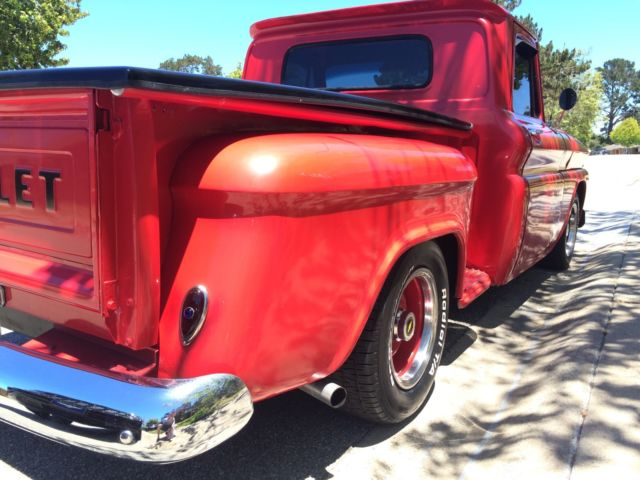 1964 Chevy C10 Stepside Pickup For Sale Photos Technical