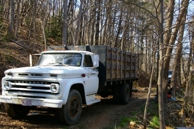 1964 Chevy C60 truck for sale: photos, technical