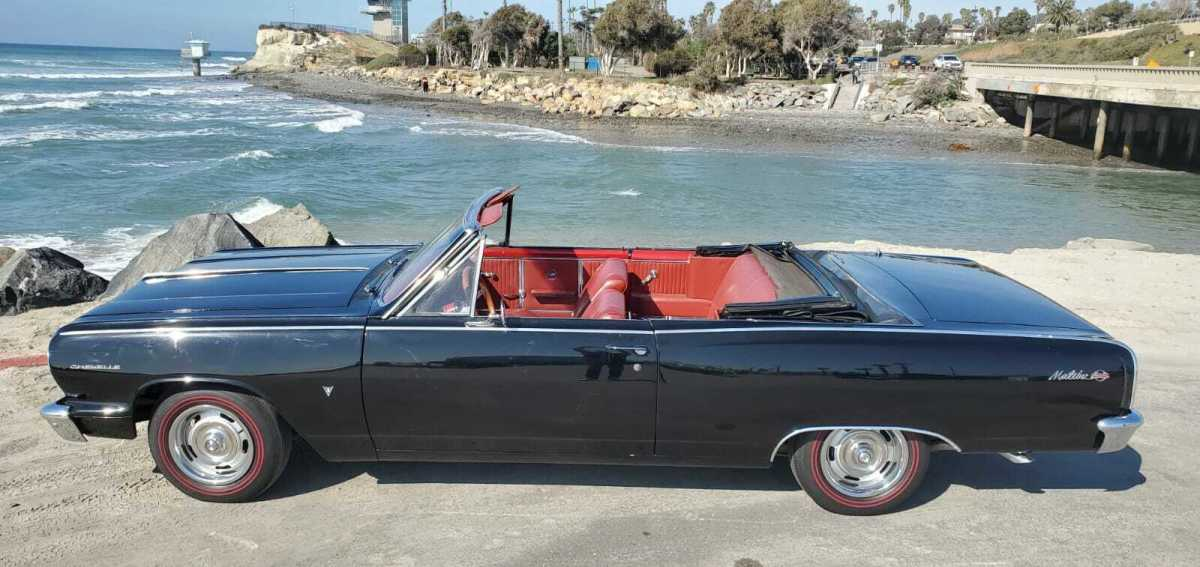 1964 Chevrolet Chevelle TRUE SS CONVERTIBLE
