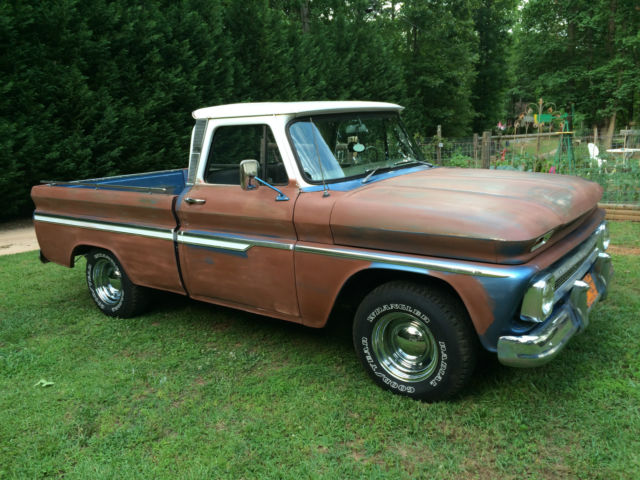 1964 chevy fleet side short bed for sale photos