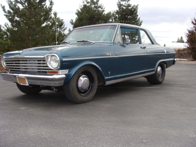 1964 Chevrolet Nova 2 Door Post