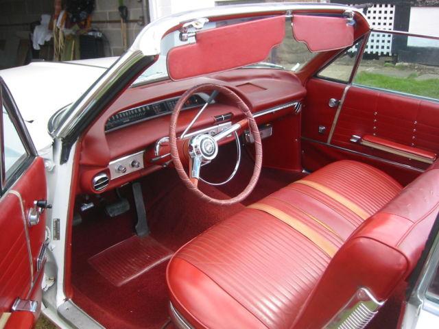 1964 chevy impala convertible for sale photos technical specifications description. Black Bedroom Furniture Sets. Home Design Ideas