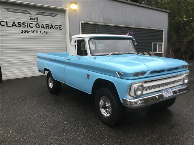 1964 Chevrolet Other Pickups 4 wheel drive