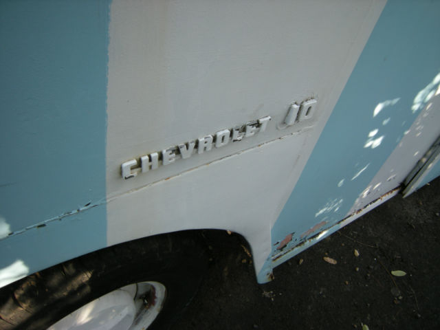 1964 Chevy P10 Step Van For Sale Photos Technical