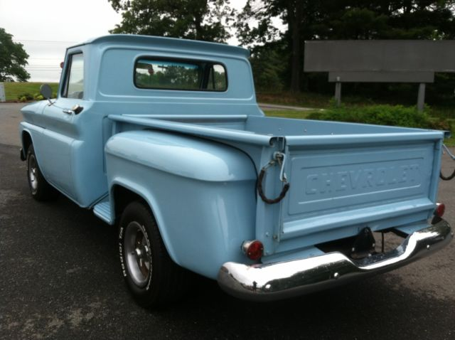 1964 chevy shortbed pickup truck stepside hot rod c10 v 8 shop truck 1965 1966 for sale photos. Black Bedroom Furniture Sets. Home Design Ideas