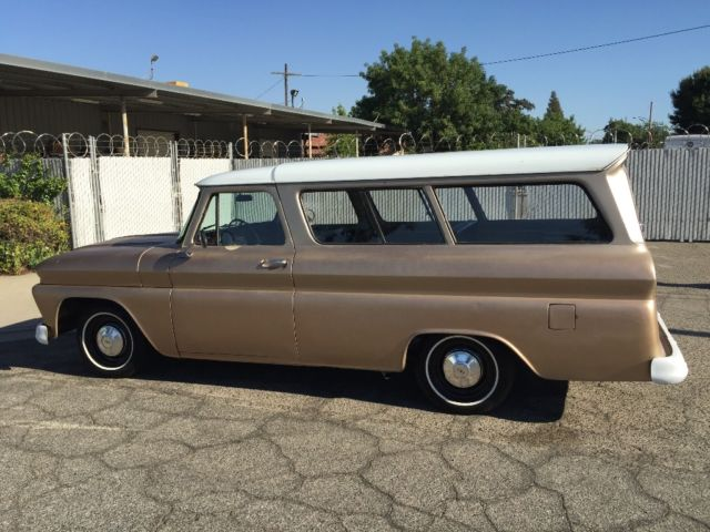 1964 Chevy Suburban Patina C10 C 10 Truck Custom For Sale