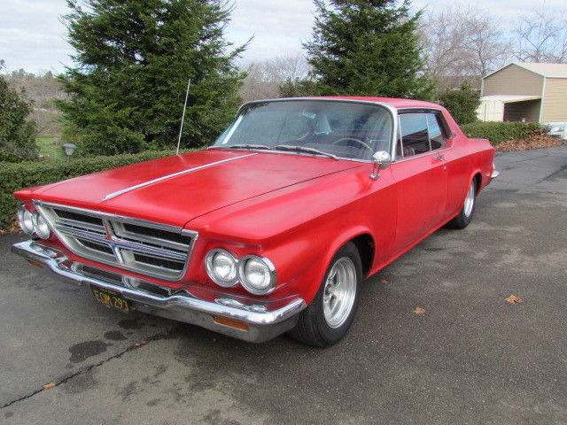 1964 Chrysler 300 Series 300 K Model