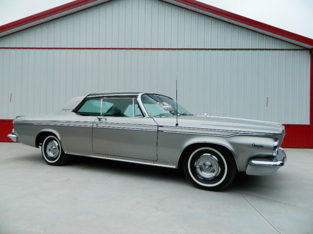 1964 Chrysler 300 Series Silver Edition