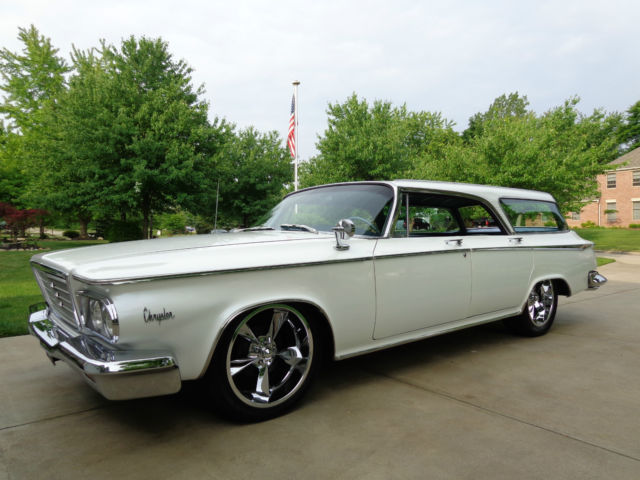 1964 Chrysler Newport Station Wagon