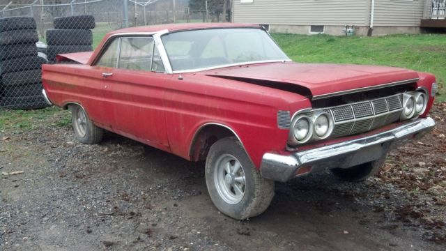 1964 Comet Cyclone K code for sale: photos, technical