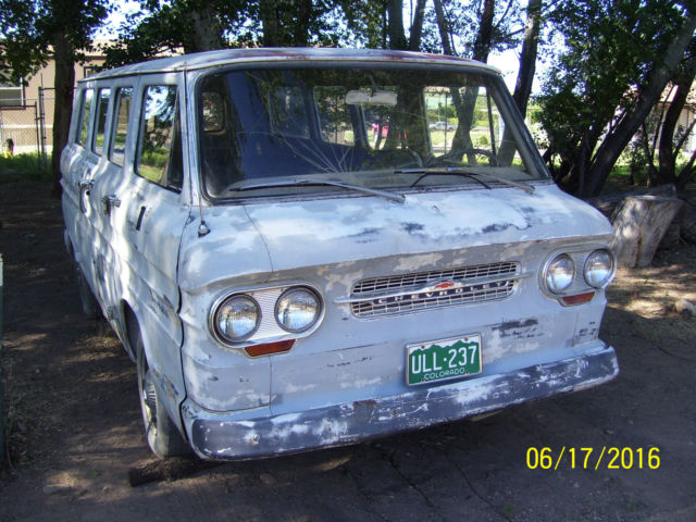 1964 Chevrolet Corvair Greenbriar van