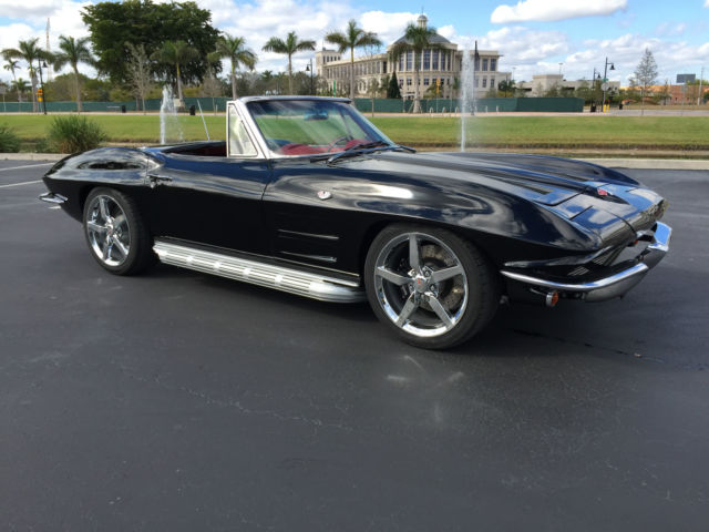 1964 Chevrolet Corvette Restomod