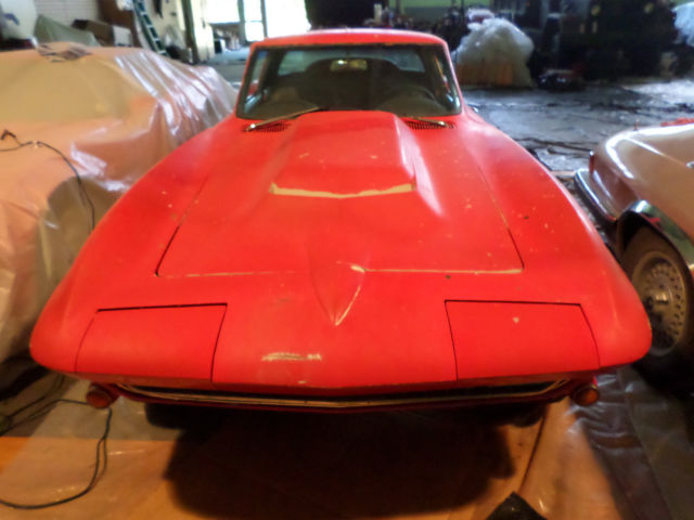 1964 Corvette For Parts Value