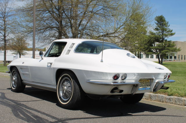 1964 Chevrolet Corvette Fastback Sport Coupe