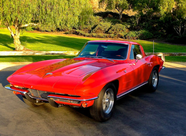 1964 Corvette Stingray 365 Hp Coupe