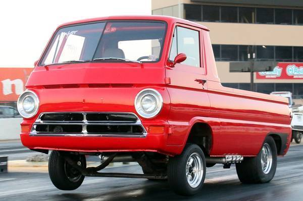 1964 Dodge A100 Pickup LITTLE RED WAGON