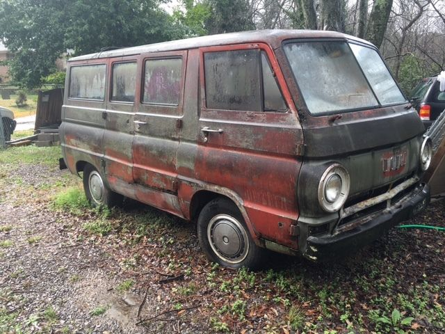 Dodge A100 For Sale >> 1964 Dodge A100 Window Van For Sale Photos Technical