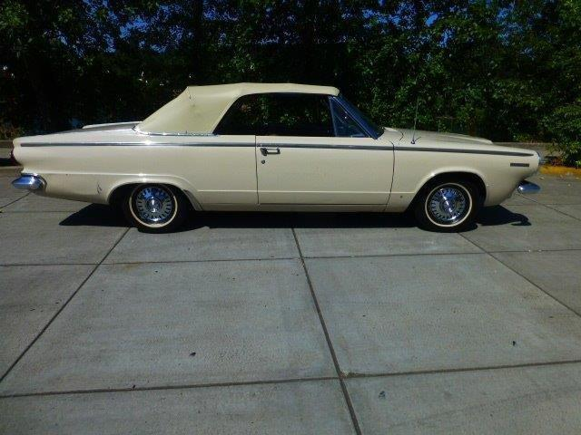 1964 Dodge Dart 270 Convertible No Reserve