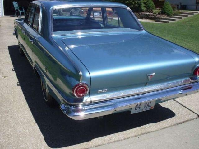 1964 Dodge Dart Canadian Plymouth Valiant Original Slant 6