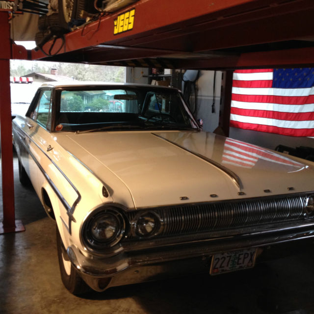 1964 Dodge Polara Max Wedge