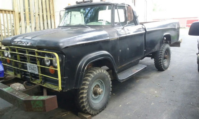 1964 Dodge Power Wagon
