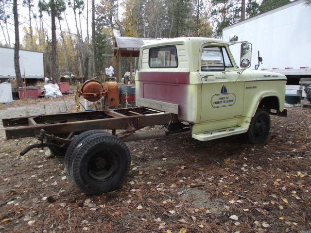 1964 Dodge Other Pickups W300