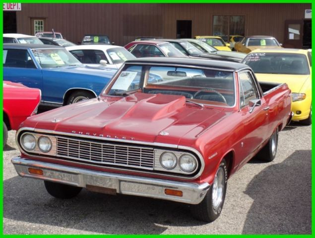 1964 Chevrolet El Camino CLEAN VINTAGE PICK UP TRUCK-SEE VIDEO