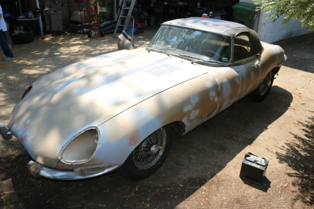 1964 Jaguar E-Type XKE