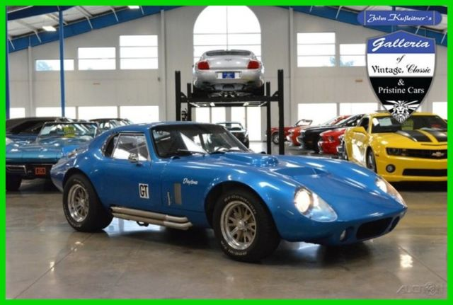 1964 Other Makes Daytona Coupe replica kit car