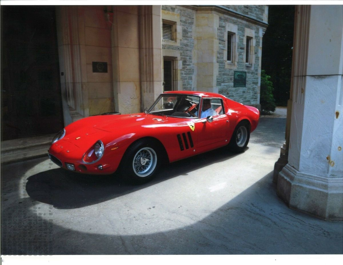 1964 Ferrari 250 Gt Red Classic Recreation 250 Gto Aluminum Body Made In Italy For Sale Photos Technical Specifications Description