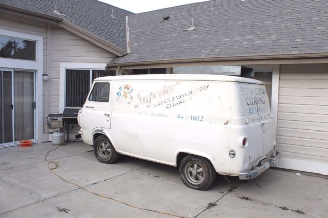 1964 Ford E-Series Van Cargo