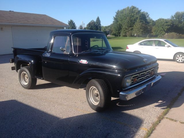 1964 Ford F-100 Step Side
